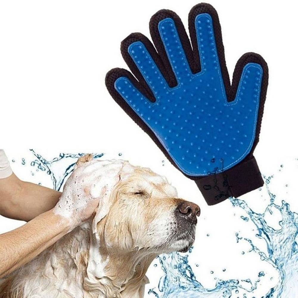 Silicone Pet Grooming Glove Best Sellers Cats & Dogs Pet Grooming