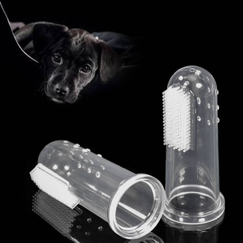 Soft Finger Toothbrush for Pets Best Sellers Cats & Dogs Pet Grooming