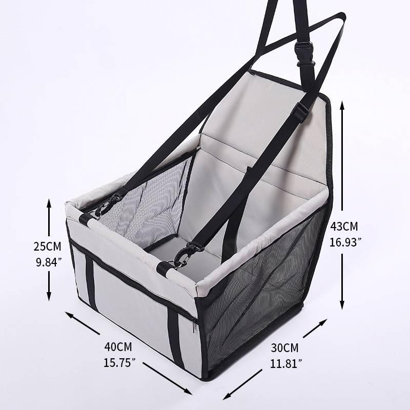 Foldable Car Pet Carrier