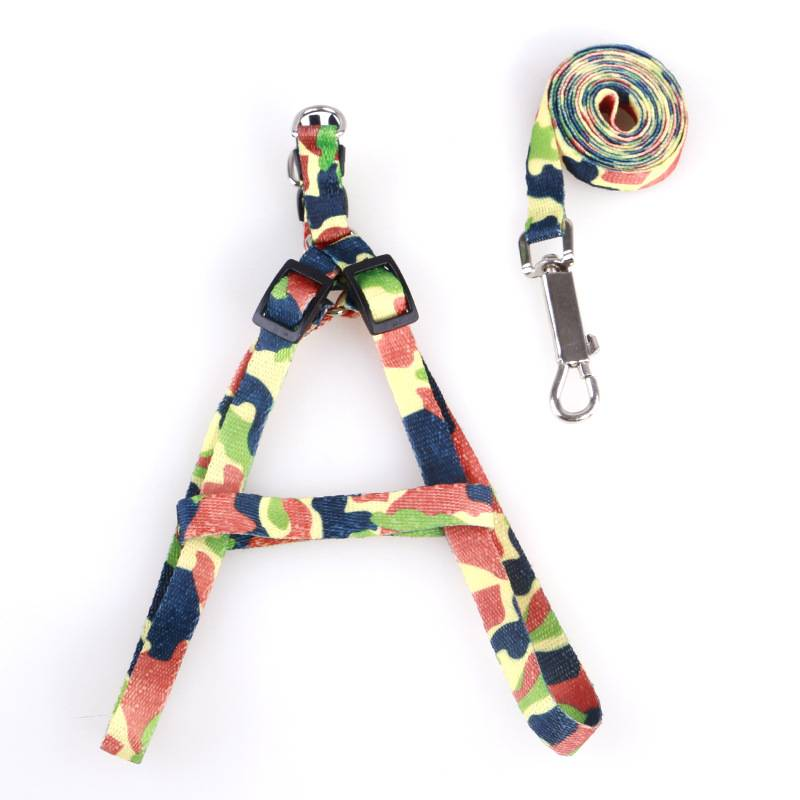 Adjustable Cat Walking Harness Cats & Dogs
