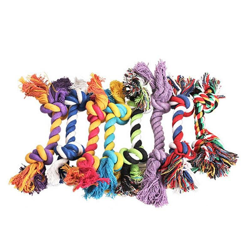 Dog's Braided Chew Toy Cats & Dogs Dog Toys Fish & Aquatic