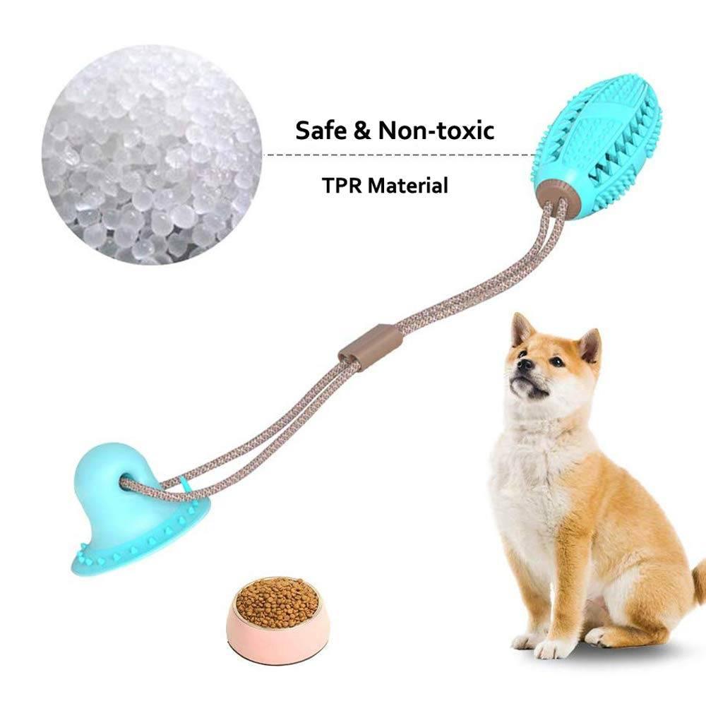 Tug-of-Floor Dog Toy