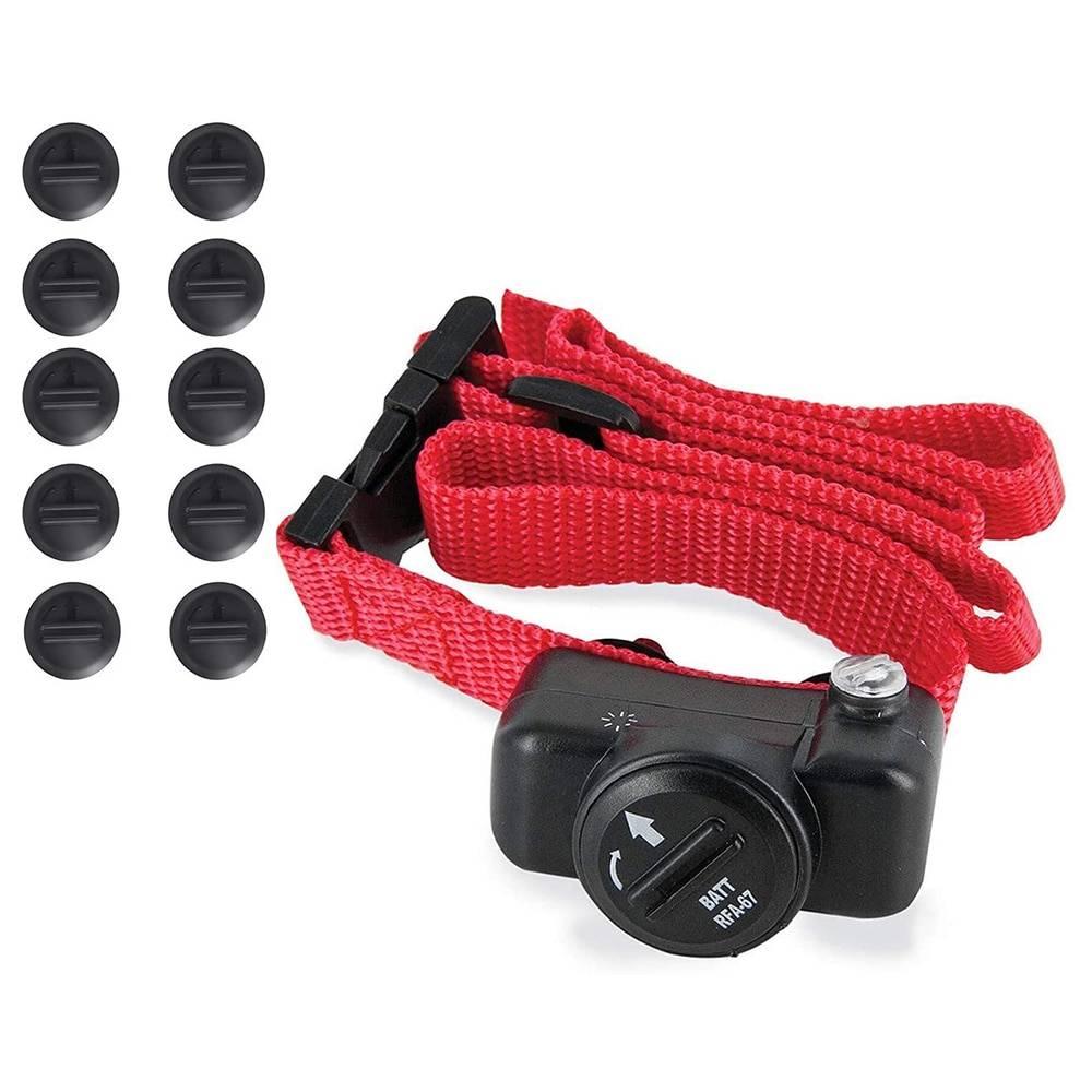 10PCS/ set Pet Collar Batteries 150mAh Compatible with PetSafe RFA-67 6 Volt Replacement Batteries PBC-102/103/302,PBC23-10685 Accessories Cats & Dogs