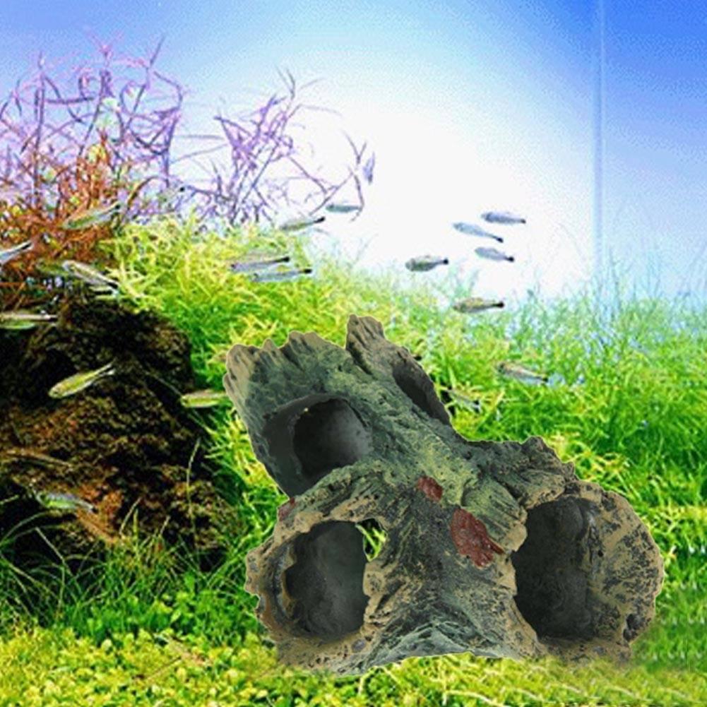 Eco-Friendly Decorative Resin Aquarium Tree Aquarium Decorations Fish & Aquatic